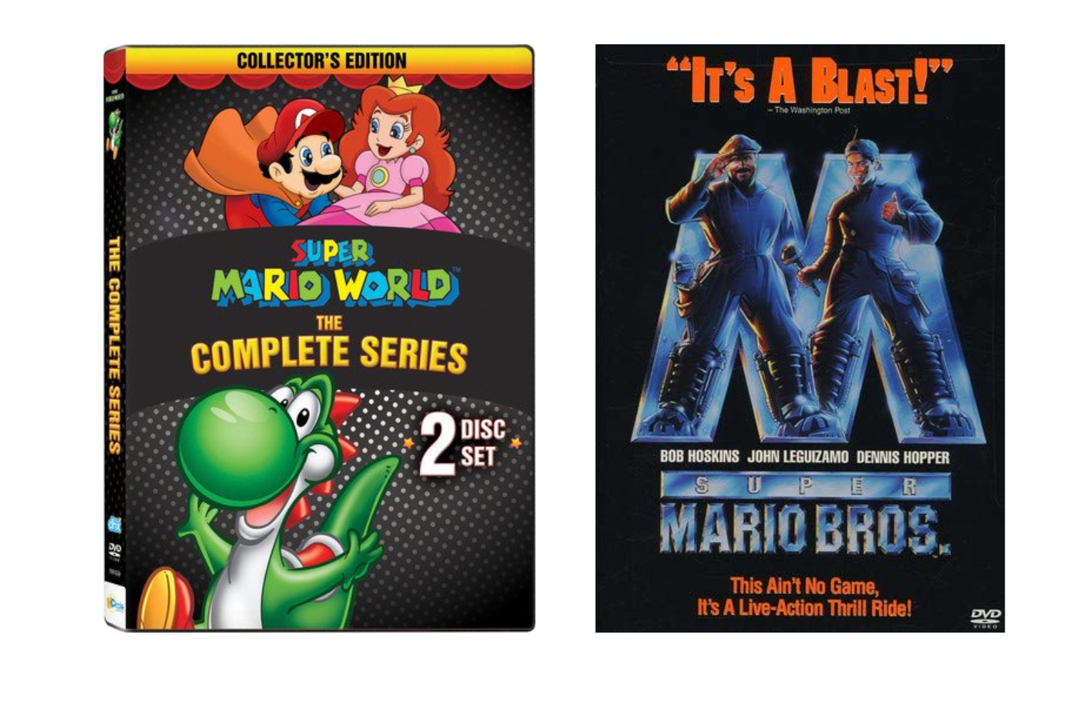 Auper Mario Bros TV Shows and Movies