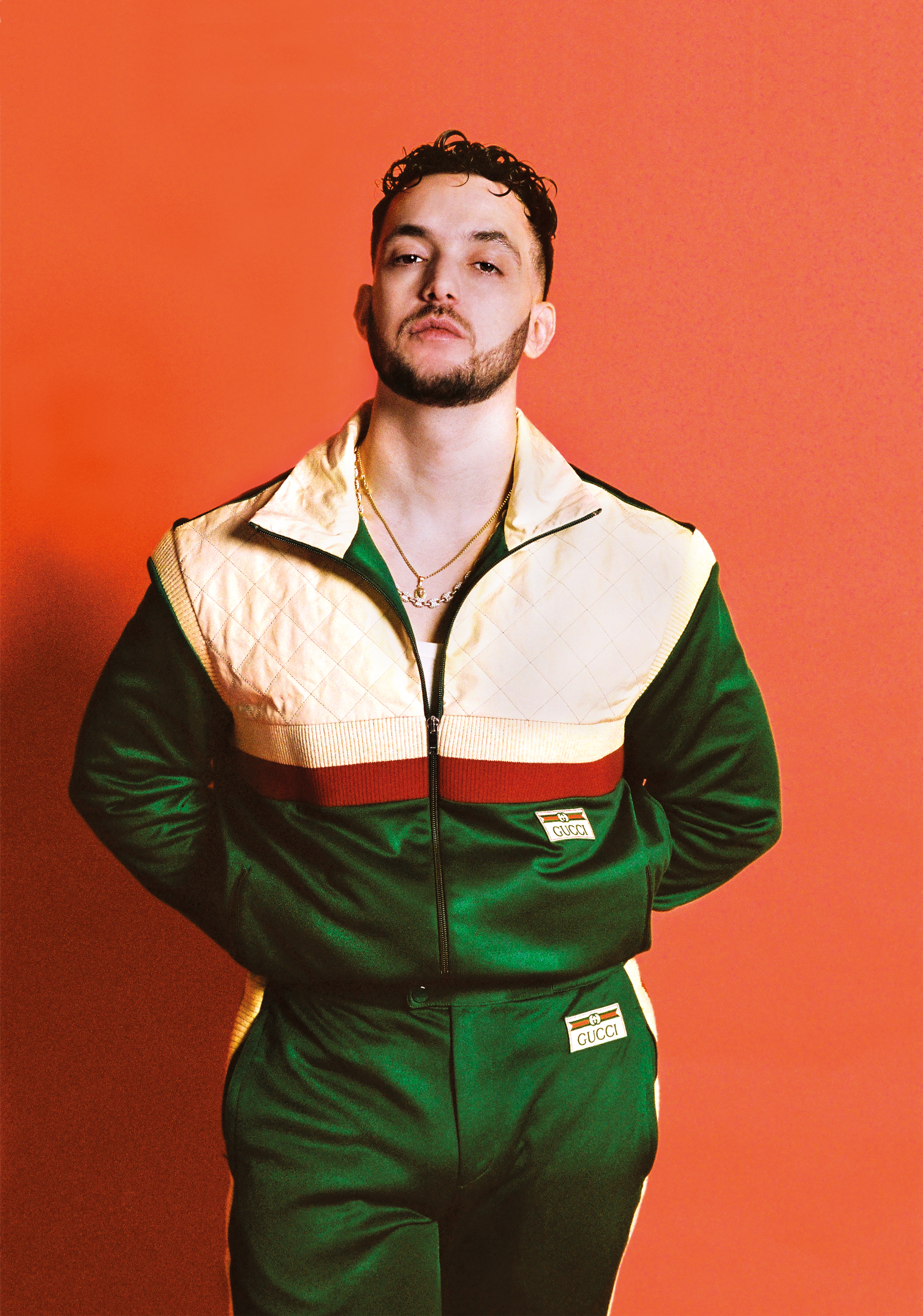 C. Tangana photographed for RS Colombia