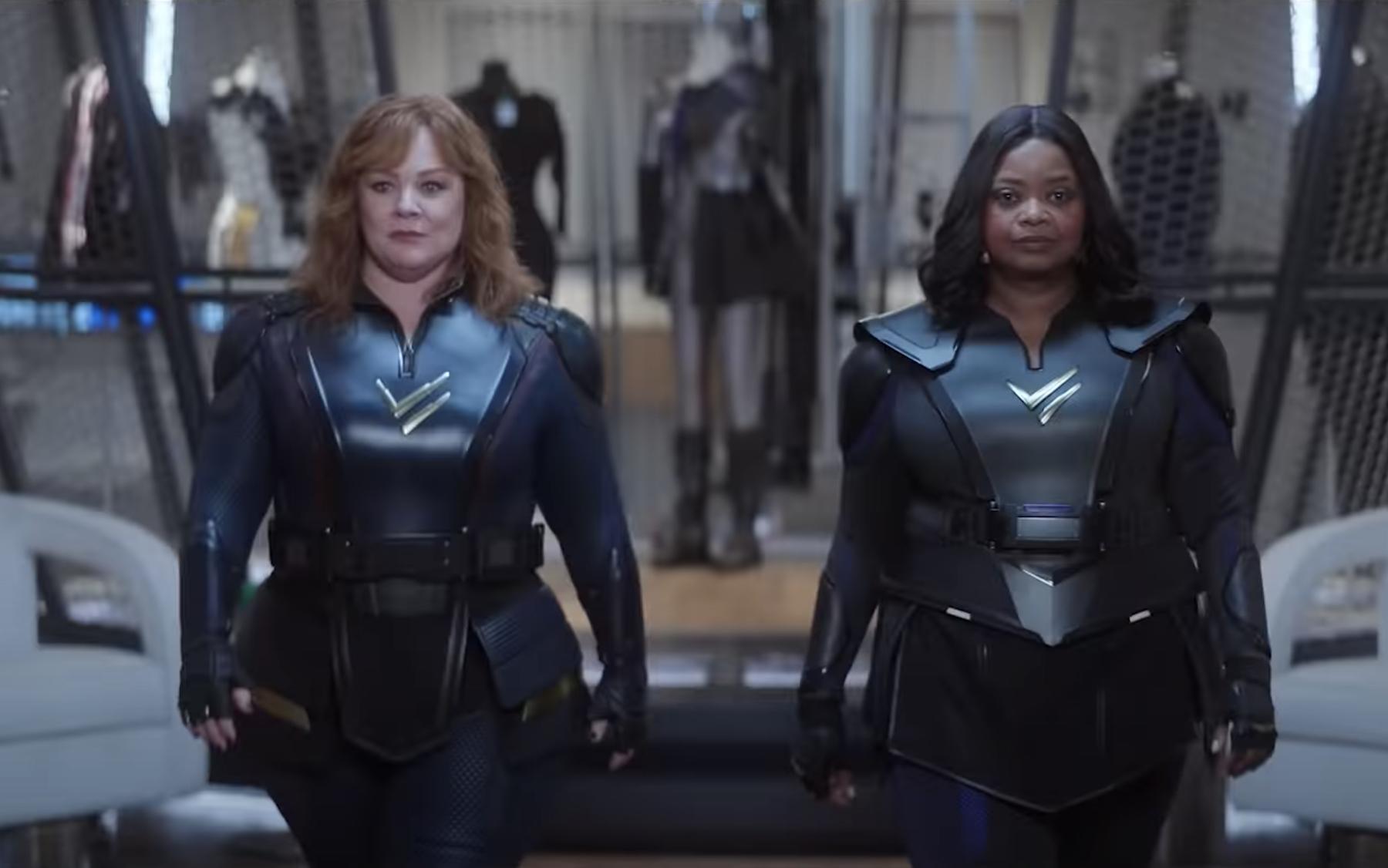 Watch Melissa McCarthy, Octavia Spencer in New 'Thunder ...