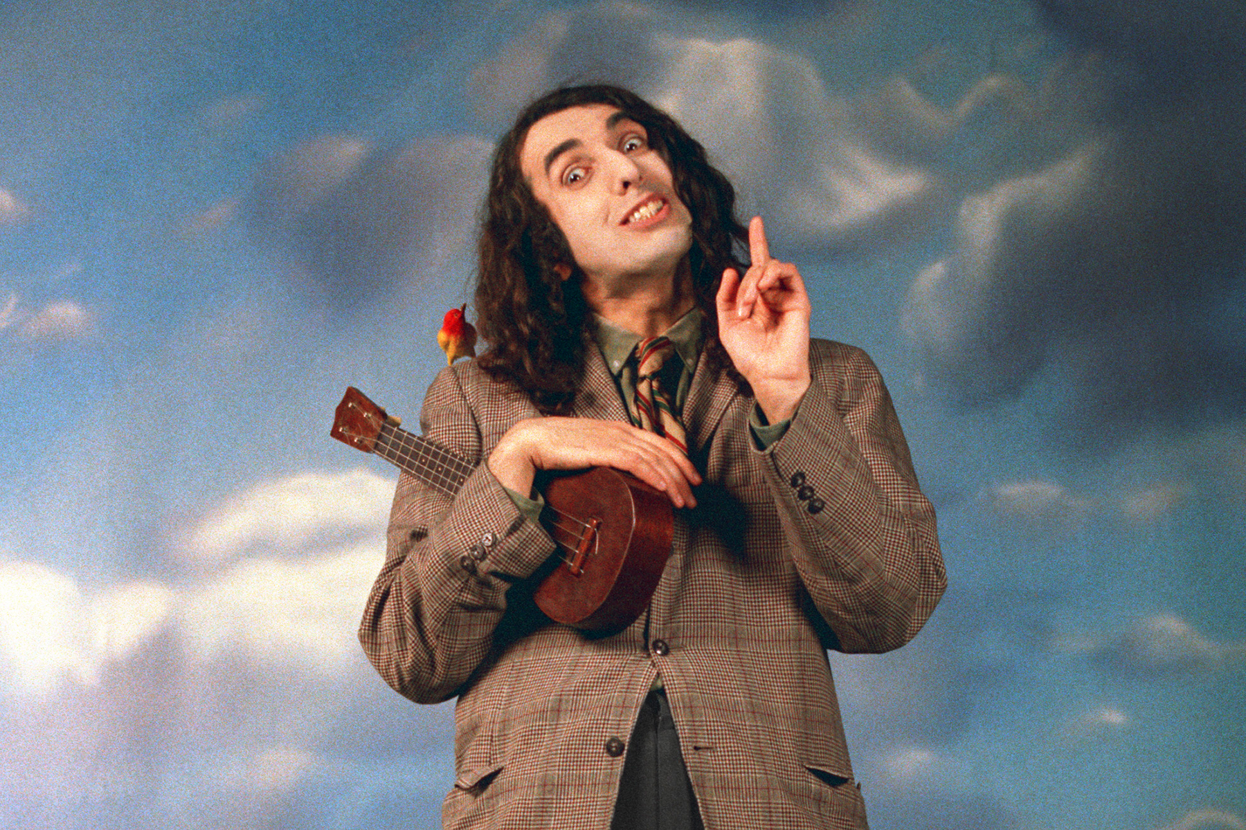 'Weird Al' Yankovic Reads Tiny Tim's Diary Entries in Doc Trailer