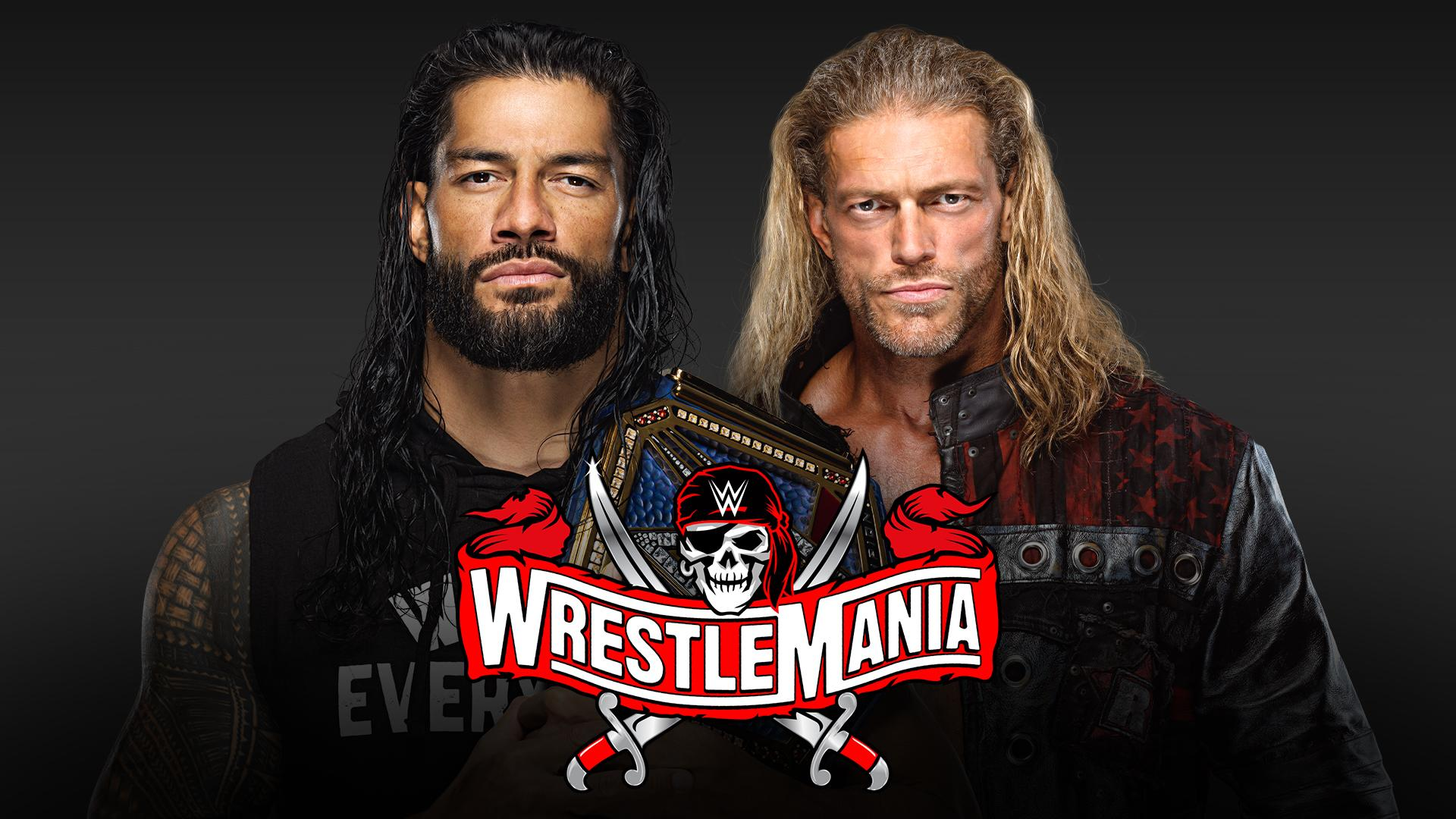 Wrestlemania 37 Faq Date Price Matches Covid Restrictions Rolling Stone