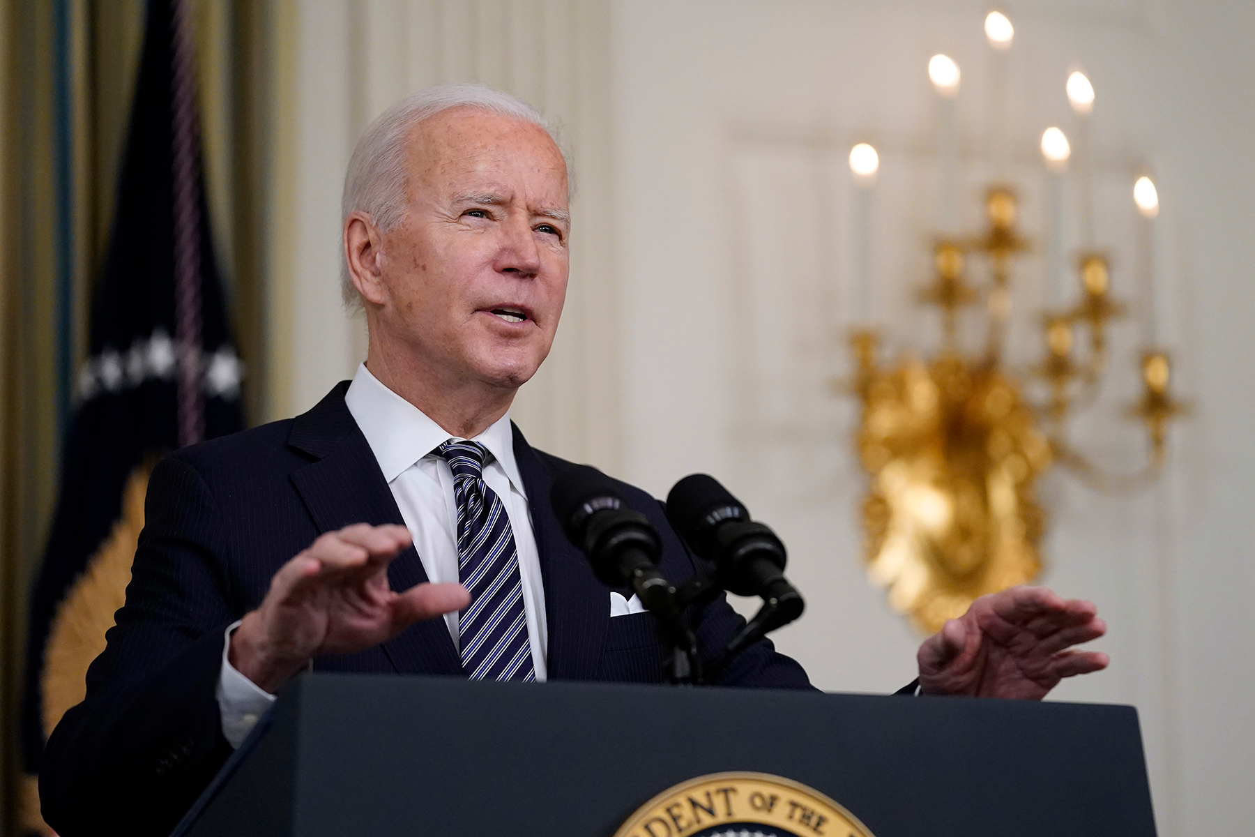 For the First Time as President, Biden Calls for Filibuster Reform thumbnail