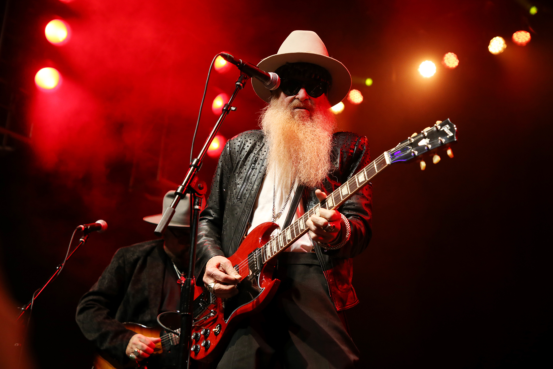 Billy Gibbons Previews New Solo Album With Surf-Rock Song 'West Coast Junkie'