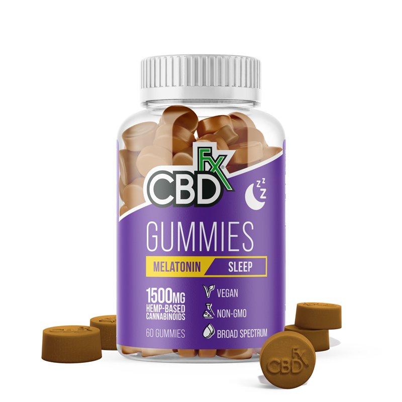 cbdfx gummies for sleep
