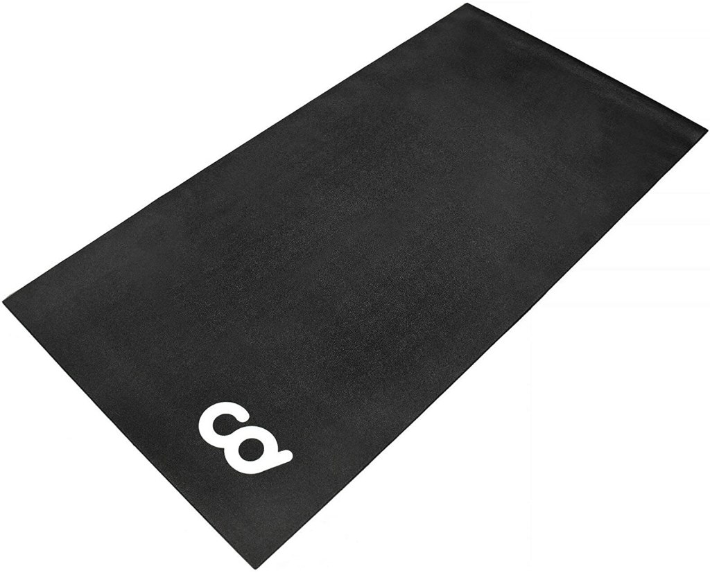cyclingdeal bicycle trainer mat