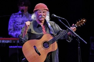 David Crosby Sells Catalog to Irving Azoff's Iconic Artists Group
