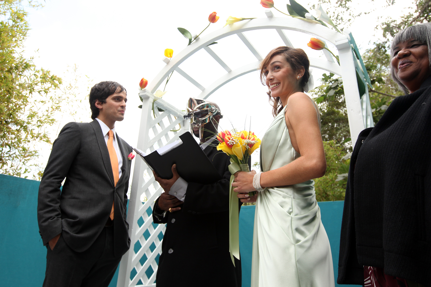egon and doom wedding