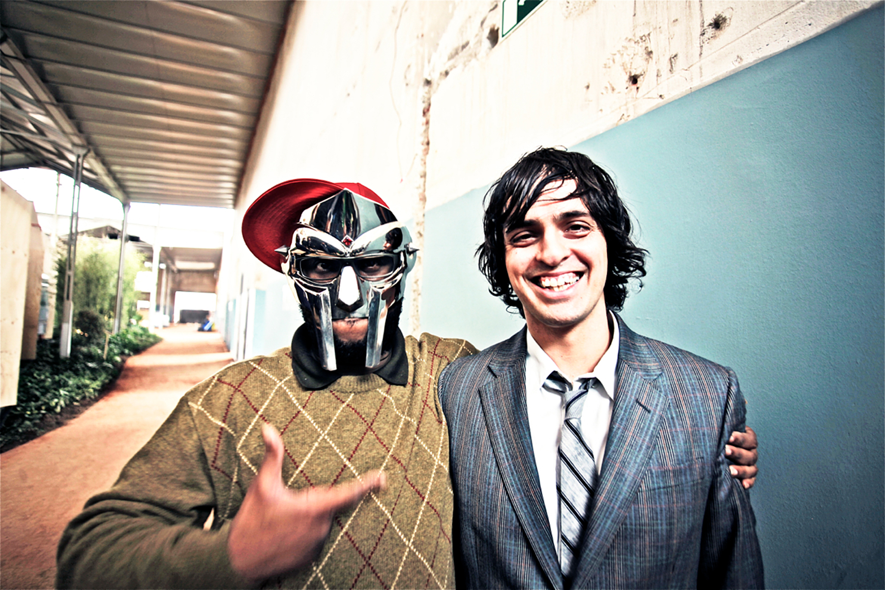 <p>Madvillain Exec Egon Remembers MF Doom: 'He Was Such a Master of His Craft' thumbnail