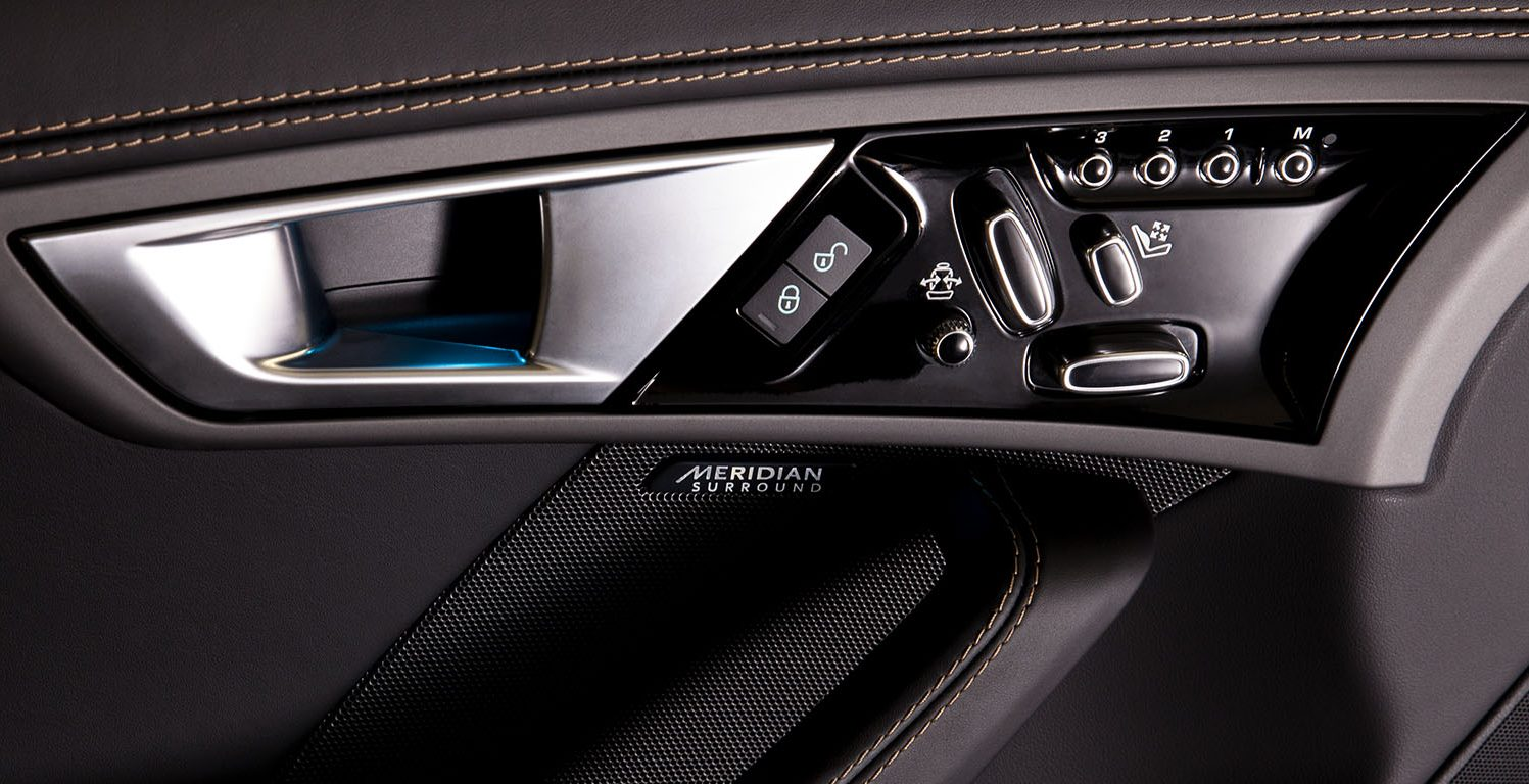 jaguar f-type meridian sound system review