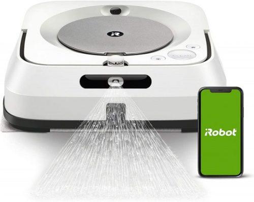iRobot bravaa robot mop