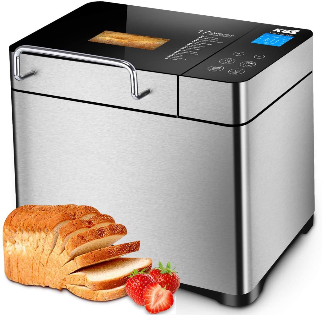 kbs pro stainless steel bread maker
