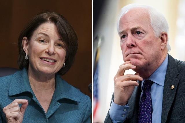 Amy Klobuchar, John Cornyn Urge White House to Use Venues as Vaccination Sites.jpg
