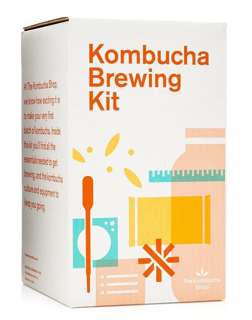 kombucha shop starter kit