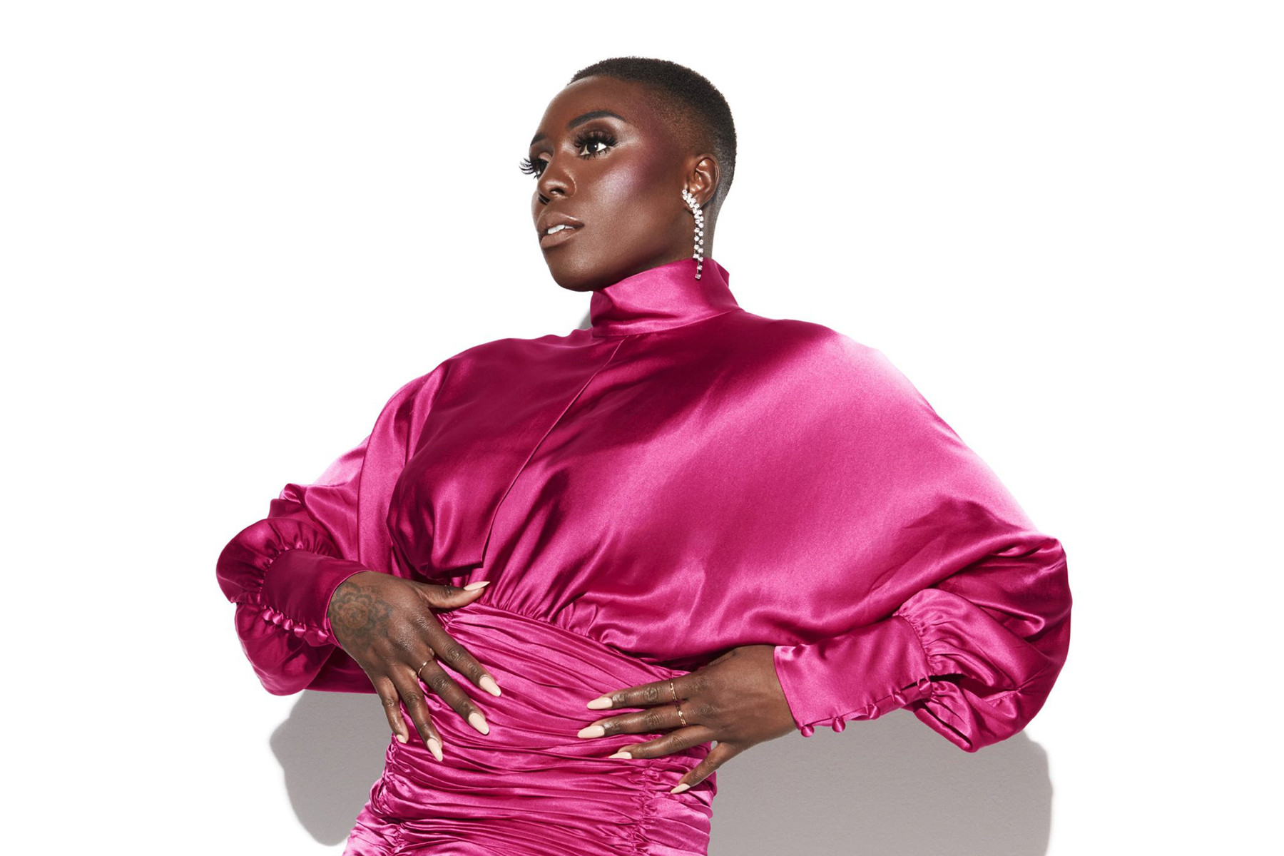 <p>Laura Mvula Previews New Album 'Pink Noise' With 'Church Girl' thumbnail