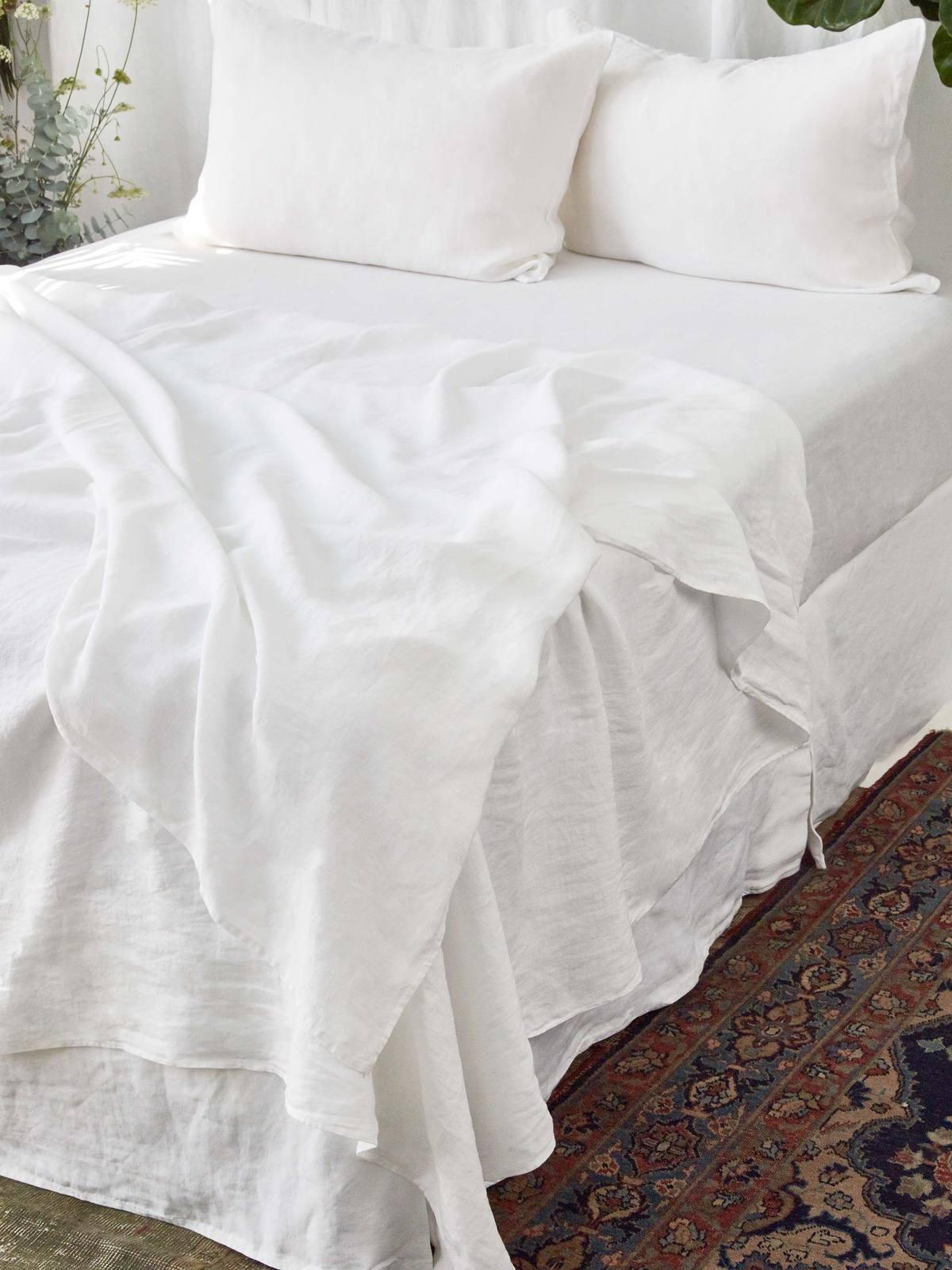 linen sheets set matteo
