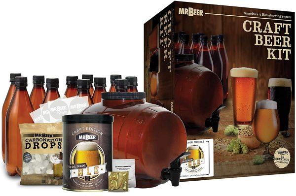 mr beer complete starter kit