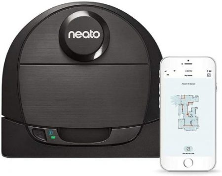 neato robotics d6 vacuum