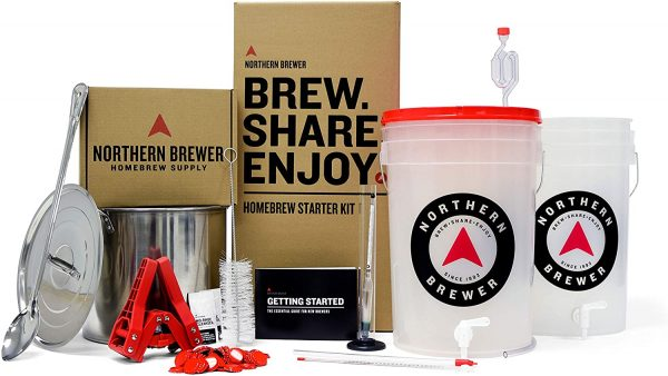 northern brewer home beer brew kit