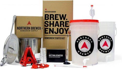 northern brewer home beer brew kit