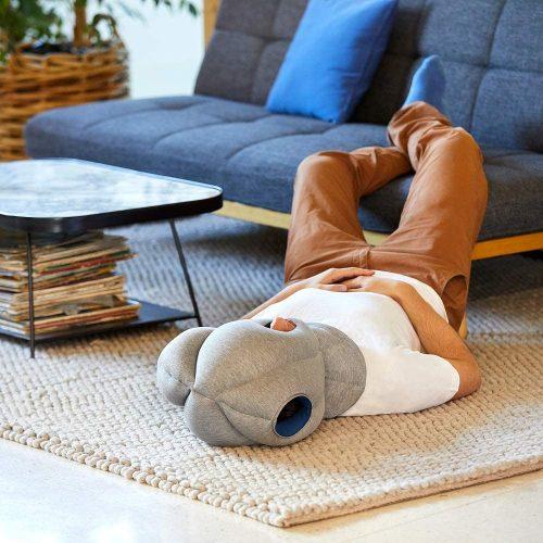 Schitt's Creek fan gifts ostrich travel pillow