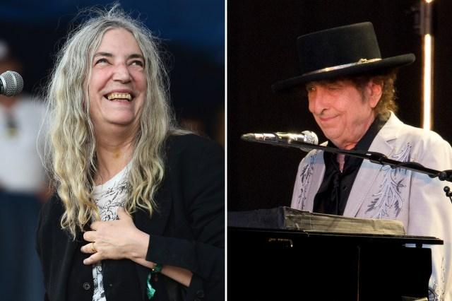 Patti Smith to Celebrate Bob Dylan's 80th Birthday at Outdoor Spring Festival.jpg