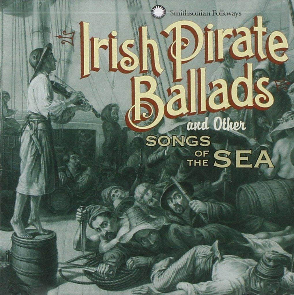 irish pirate ballads