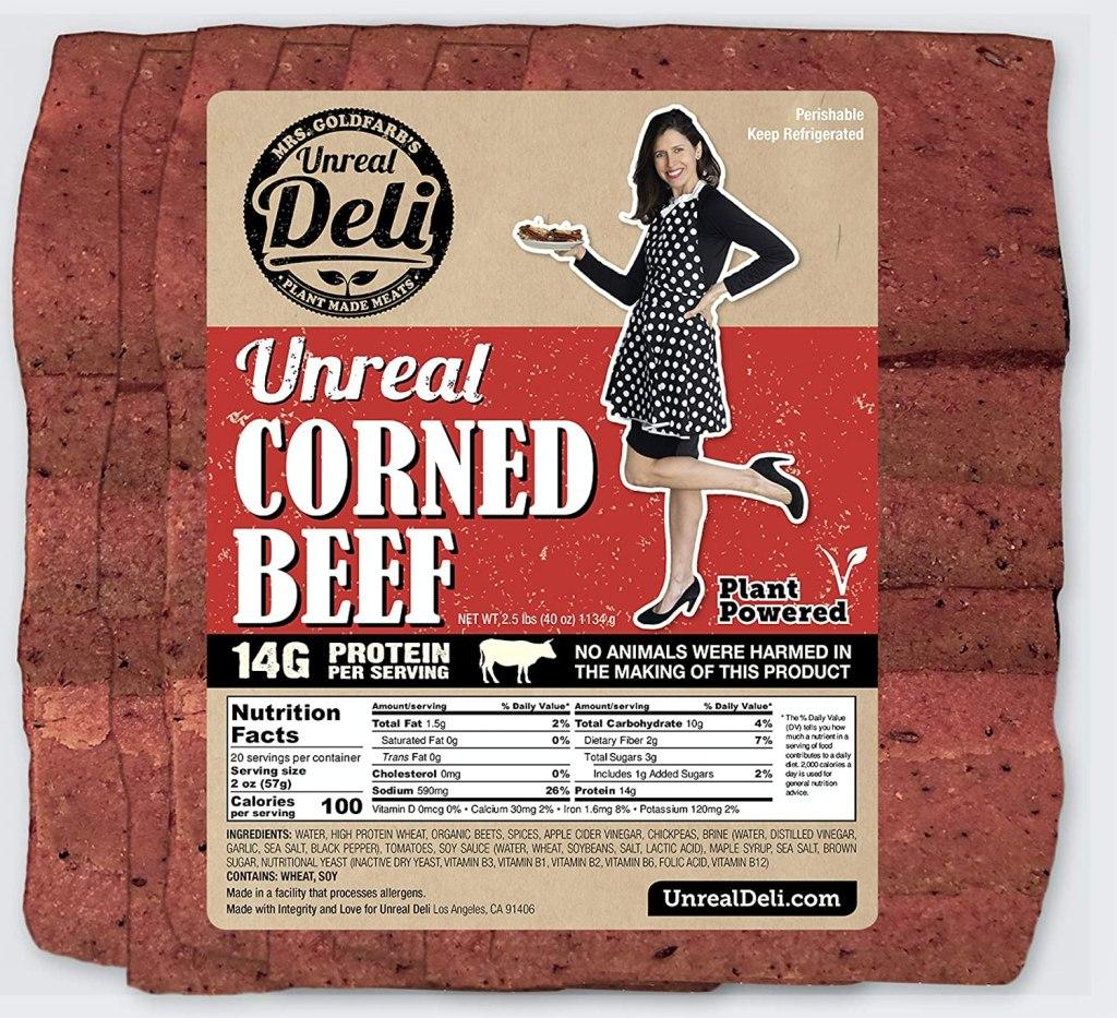 unreal corned beef