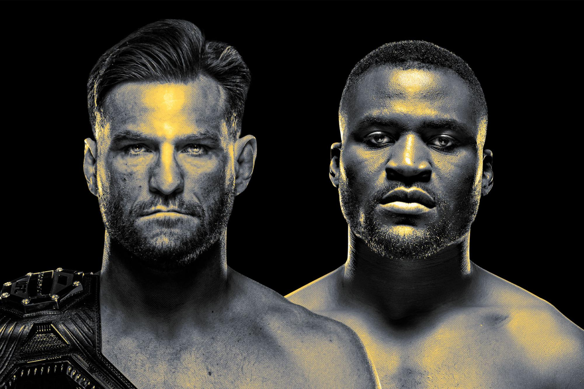 UFC 260 Live Stream: How to Watch Miocic vs. Ngannou on ESPN+ - Rolling Stone