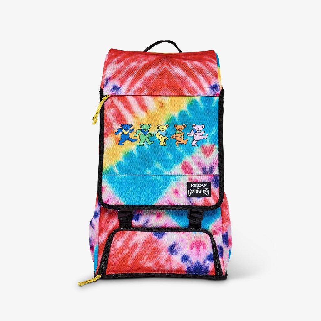 grateful dead cooler backpack