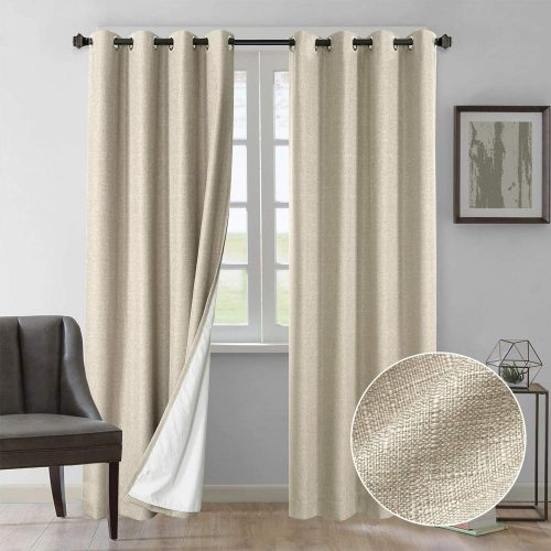 Rose Home Fashion Insulated Curtains