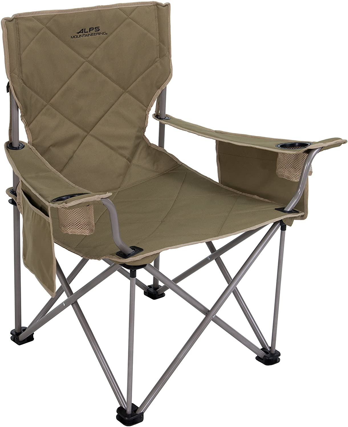 camping chair cushioned alps mountaineering