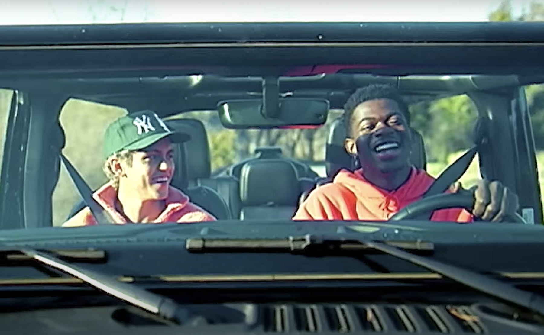"""Watch Brockhampton's video """"Count on Me"""" with Lil Nas X, Dominic Fike"""