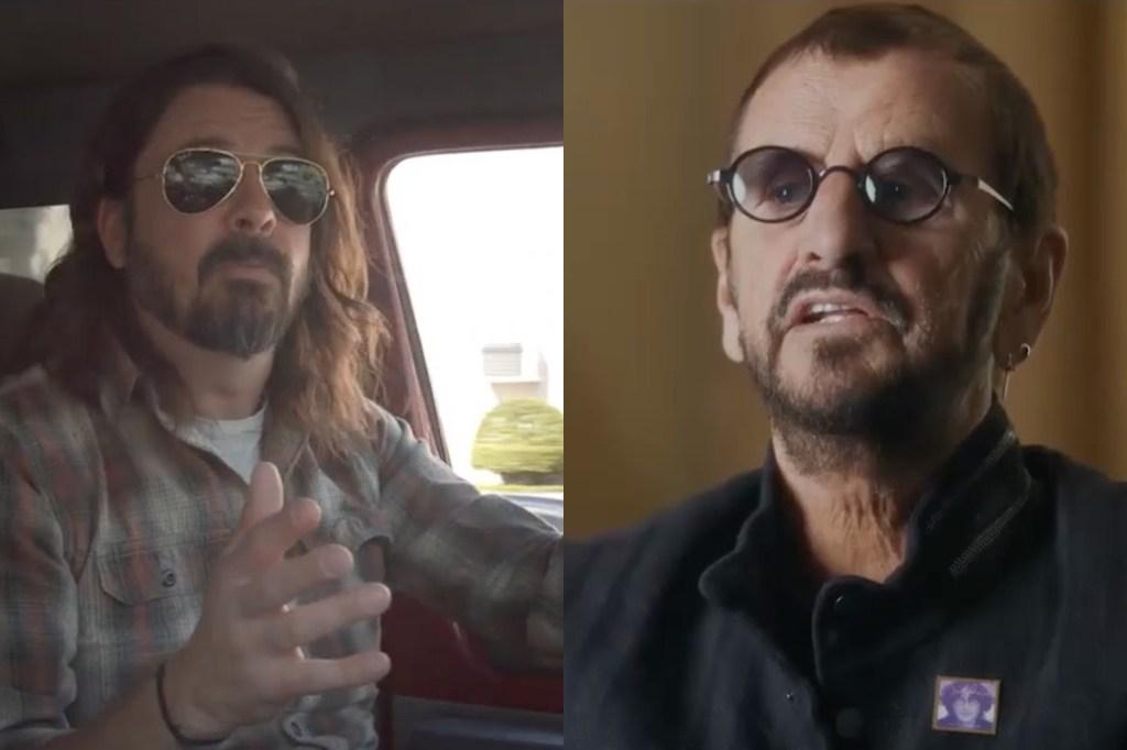 """The Beatles Polska: Ringo Starr wystąpił w dokumencie Dave'a Grohla """"What Drives Us"""""""