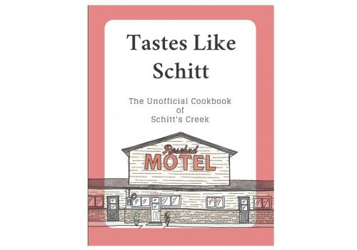 Unofficial-Cookbook-Schitts-Creek