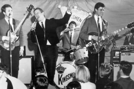 Mike Mitchell, Guitarist on the Kingsmen's 'Louie Louie,' Dead at 77 - Rolling Stone