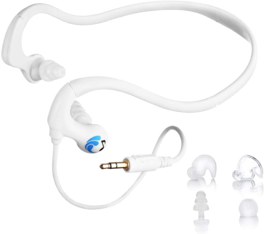 HydroActive Premium Waterproof Earbuds