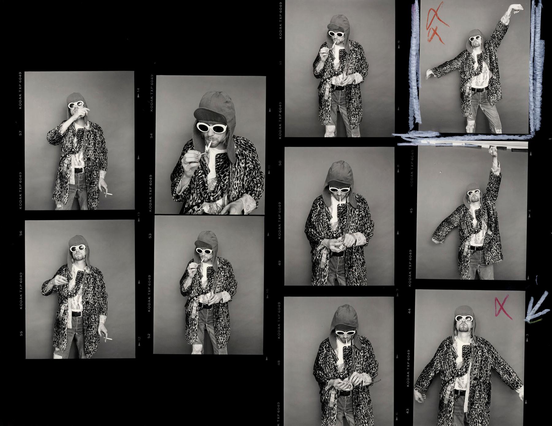 Enam Helai Rambut Kurt Cobain