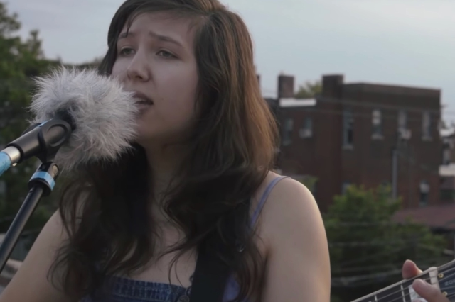 Flashback: Lucy Dacus Performs 'Map on a Wall' on a Virginia Rooftop in 2014.jpg