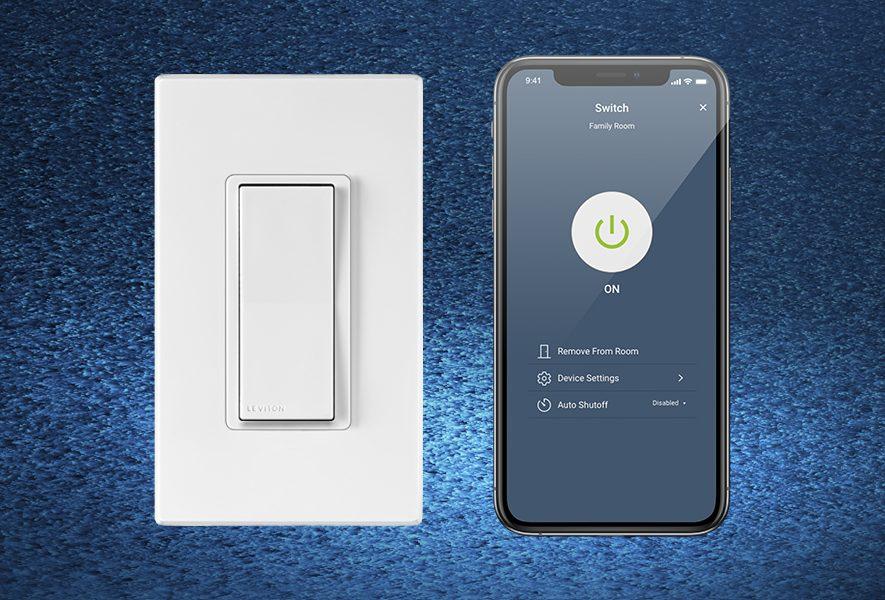 Leviton Decora Smart Wi-Fi Switch (2nd Gen)