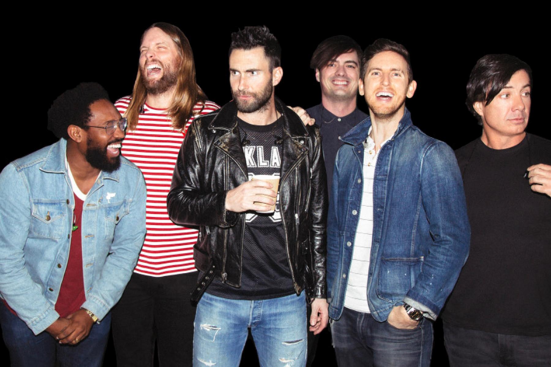 Maroon 5 – JORDI Lyrics and Tracklist