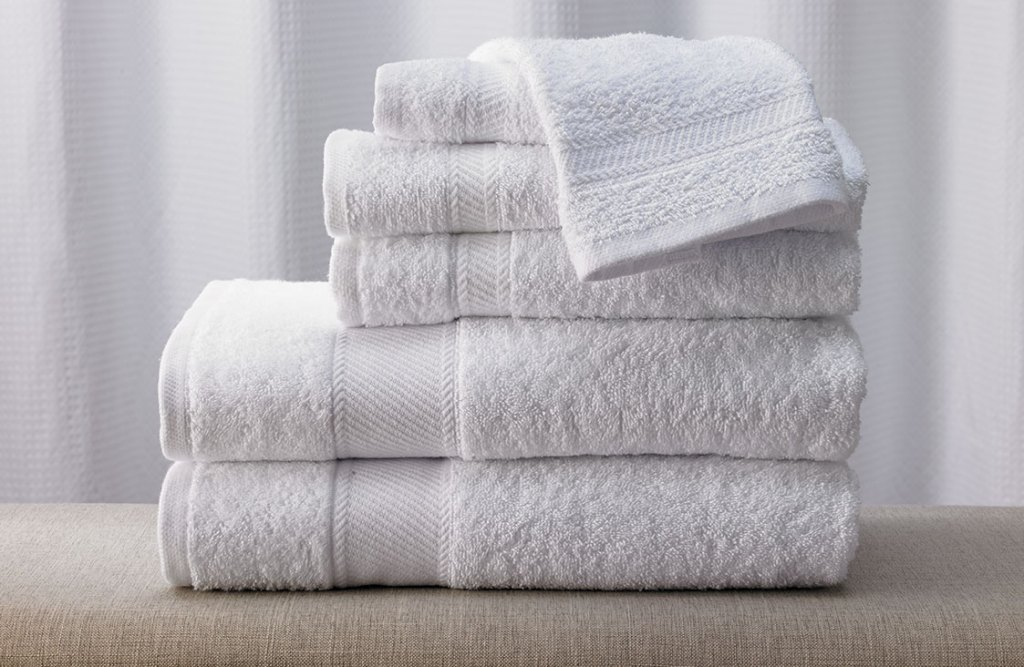 marriott hotels towels