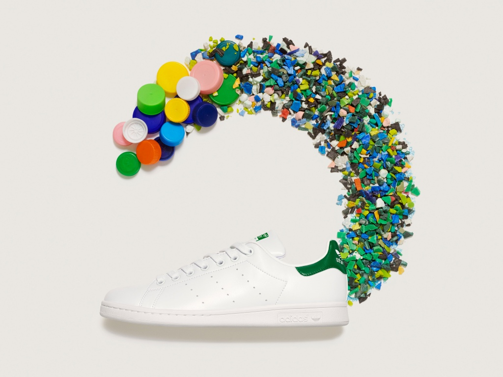 Earth Day Eco Sneakers Shoes