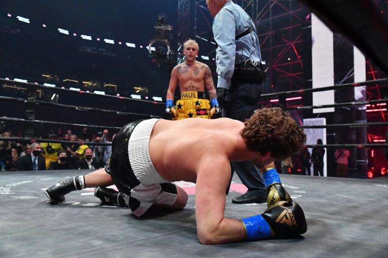 Jake Paul Vs. Ben Askren at Triller Fight Night: Photos - Rolling Stone