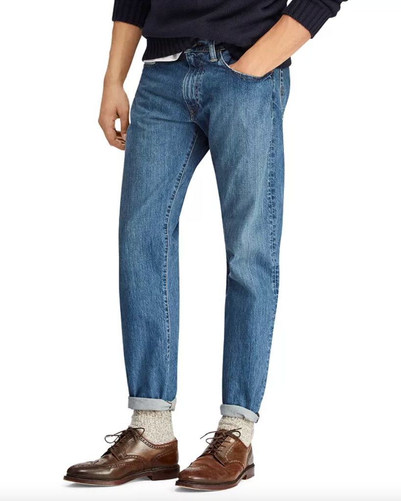 Best Dad Jeans Polo Ralph Lauren Relaxed Fit