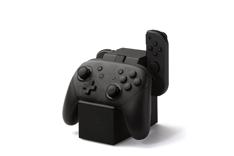 PowerA Joy Con & Pro Controller Charging Dock Nintendo Switch
