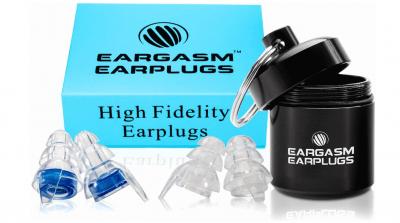 Eargasm High Fidelity Earplugs, Best Reusable Earplugs