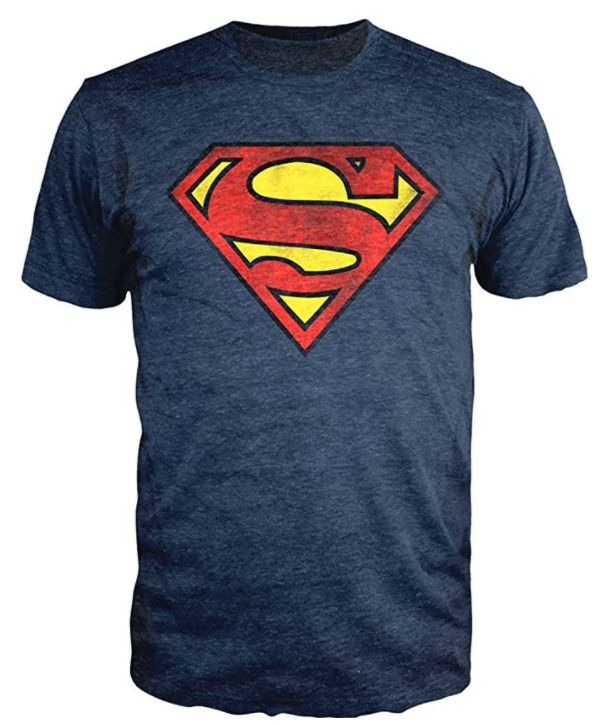 DC Comics Superman Logo T-Shirt