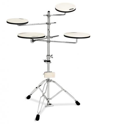 Drum Workshop Go Anywhere 5-Piece Set Practice Pad (DWCPPADTS5), Best Drum Practice Pads