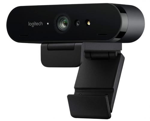 , Logitech BRIO Ultra HD Webcam, Best Webcams for Streaming