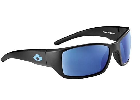 blue otter polarized sunglasses